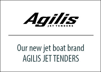 Agilis jet boats available in Turkey, by Blues