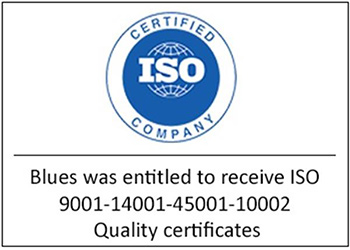 Our ISO Working Standards