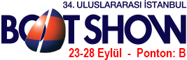 Blues Yachting at the 34. International Istanbul Boat Show