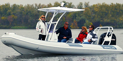 New brand in inflatable boats GALA BOATS INTERNATIONAL