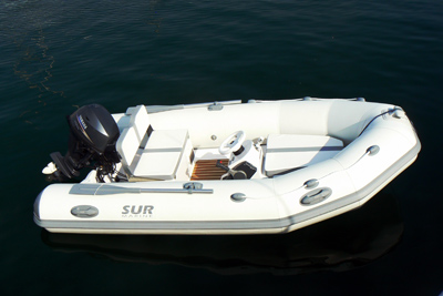 Surmarine boats available in Turkey, by Blues